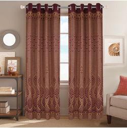 Dreamscape Poly Cotton Floral, purple, door