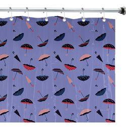 Shower Curtain, mauve