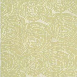 Constellation Floral Curtain Fabric - CSMI107, green, fabric