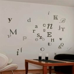 Children Wall Sticker Home Decor Line Type - 58386