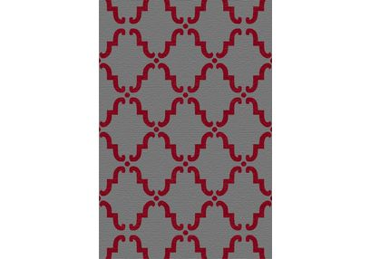Floor Carpet and Rugs Hand Tufted, AC Concept Ethnic Grey Carpets Online - ACR (2) -L, grey, 3ftx5ft