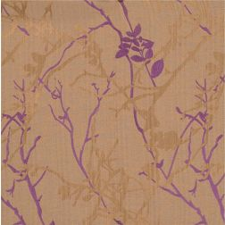 Antique Abstract Curtain Fabric - 21, purple, fabric