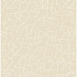 Elementto Wallpapers Numeric Design Home Wallpaper For Walls, lt  yellow