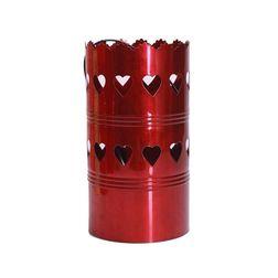 Aasra Decor Heart Lamp Lighting Table Lamp, red