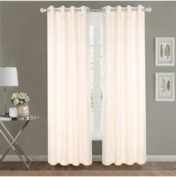 Dreamscape Poly Cotton Floral, ivory, door
