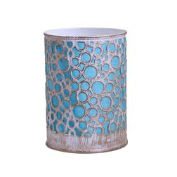 Aasra Decor Circles Pattern Night Lamp Lighting Night Lamps, multicolor