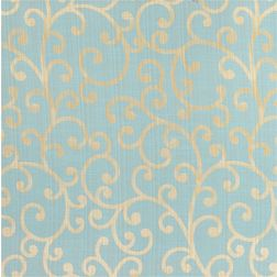 Jiya Classsic Curtain Fabric - CMRN911, blue, fabric