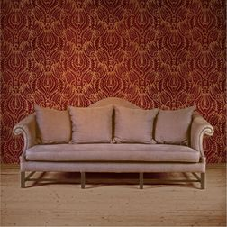 Elementto Wallpapers Floral Design Home Wallpapers For Walls, red