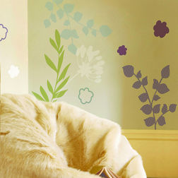 Wall Stickers Feel At Home Herbarium - 39077