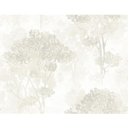 Elementto Wallpapers Trees Design Home Wallpaper For Walls, silver