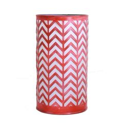 Aasra Decor Zig Zag Lamp Lighting Table Lamp, orange