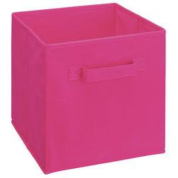 Storage Cube Box,  pink cube