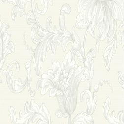 Elementto Wall papers Floral Design Home Wallpaper For Walls, silver