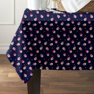 Cotton Table Cover TC 18, multi