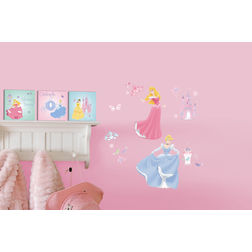 Wall Sticker For Kids Decofun Princess Large - 43212
