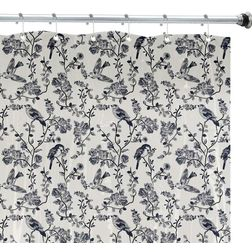 Shower Curtain, white