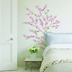 Wall Decals Home Decor Line Peach Branches - 57101