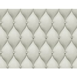 Elementto Geometric Design Modern 3D Wallpaper for Walls - td30000-3, grey