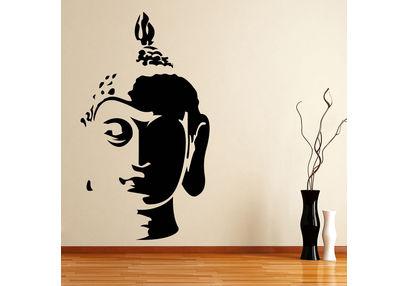 KakshyaaChitra Tathagat Buddha Wall Decal