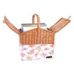 Picnic Basket, ST 85, picnic basket