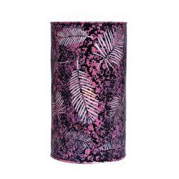 Aasra Decor Pink Leaf Lamp Lighting Table Lamp, pink