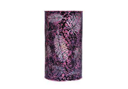 Aasra Decor Pink Leaf Lamp Lighting Table Lamp, pink