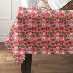 Cotton Table Cover TC 15, multi