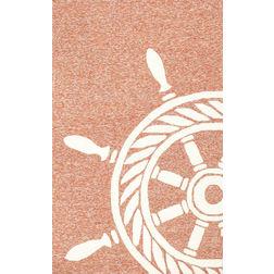 Floor Carpet and Rugs Hand Tufted, The Rug Concept Orange Carpets Online Tbilisi 6071-M, 3ft x 5ft, orange