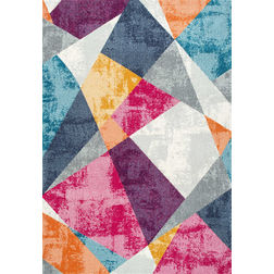 Floor Carpet and Rugs Hand Tufted, The Rug Concept Multi Carpets Online Tbilisi 6010-L, multi, 3ft x 5ft