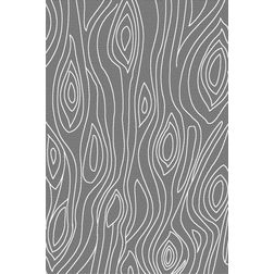 Floor Carpet and Rugs Hand Tufted, AC Concept Abstract Color Carpets Online - ACR (3) -L, 3ftx5ft, grey