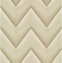 Elementto Creative Abstract Design Modern 3D Wallpaper for Walls - td32400, beige