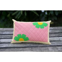 Summer Cushion Cover MYC-19, pack of 1, pink