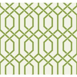 Elementto Wallpapers Geometric Design Home Wallpaper For Walls, dark green