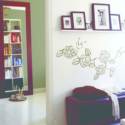 Wall Decals Feel At Home Garland - 39004