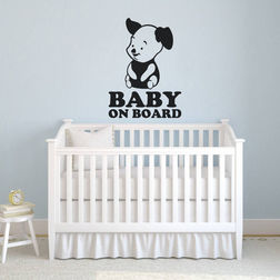 Kakshyaachitra Piglet Wall Stickers For Kids Room, 48 66 inches