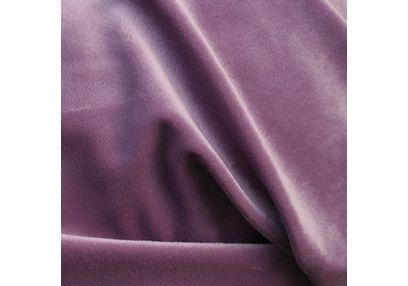 Softy Solid Readymade Curtain - SJ815, door, purple