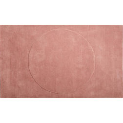 Floor Carpet and Rugs Hand Tufted, AC Concept Geometric Pink Carpets Online -B4-14-L, 3ftx5ft, pink