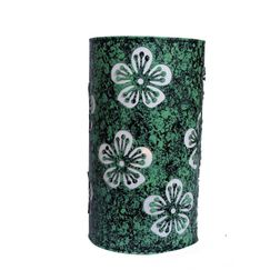 Aasra Decor Green Flower Lamp Lighting Table Lamp, green