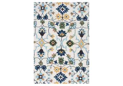 Floor Carpet and Rugs Hand Tufted, The Rug Concept Multi Carpets Online Tbilisi 6056-L, multi, 3ft x 5ft