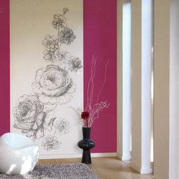 Elementto Mural Wallpapers Floral Mural Design Wall Murals 18654102_ 1429537965_ 1110mural, pink