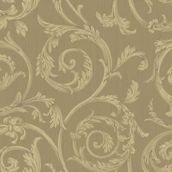 Elementto Wall papers Floral Design Home Wallpaper For Walls, brown, et31505 champagne