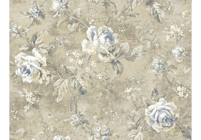 Elementto Wallpapers Floral Design Home Wallpaper For Walls ew70100-3, beige