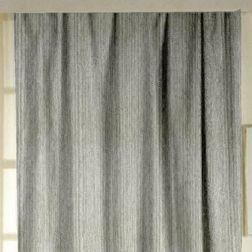 Constellation Plain Readymade Curtain - SG107, grey, door