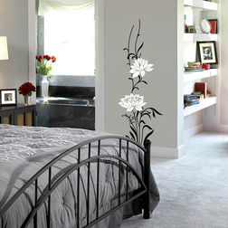 Wall Stickers WallDesign Flower Paradiso