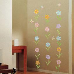 Wall Stickers TC Pastel Flowers