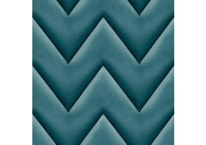 Elementto Creative Abstract Design Modern 3D Wallpaper for Walls - td32400, blue
