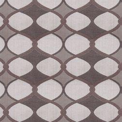 Zoya Geometric Curtain Fabric - 704, grey, fabric
