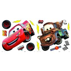 Kids Wall Sticker Decofun Cars 43163
