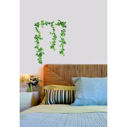 Wall Stickers Home Decor Line Ivy - 54152