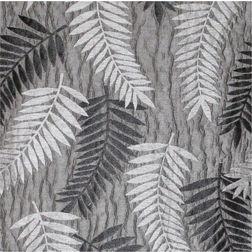 Sonalika Floral Curtain Fabric - 25, grey, fabric